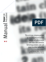 Manual SEPAR técnicas kinésicas para drenaje de secreciones en adulto 2013 (1)