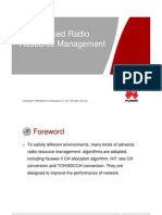Microsoft Power Point - 11 OMF000406 Advanced Radio Resource Management ISSUE1
