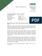 PR - Hotel Supply Outlook 2009