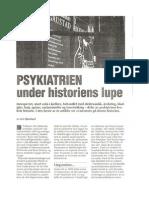 Psykiatrien under historiens lupe (1992)