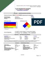 MSDS_HEAVY-FLUID W2000 Desengrasante Concentrado