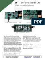 MiniModule WM1 AF1 AT1 Data Sheet 2006a