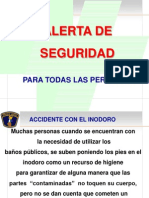 Accident Een Inodoro