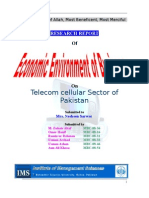 Telecom Cellular Sector