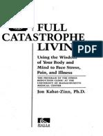 Full Catastrophe Living - Kabat-Zinn