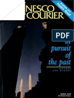 In Pursuit of the Past. History and Memory (1990); The UNESCO Courier