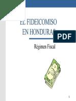 Fideicomiso en Honduras