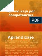 Aprendizaje por competencias.ppt