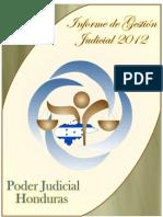 Informe de Gestión Judicial 2012 Portal UV 2