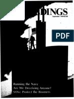 1989-09, Sep, Proceedings - (David Carlson, U.S. Naval Institute Proceedings, September 1989) the Vincennes Incident