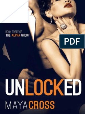 Unlocked - Maya Cross | Anger