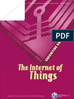 Internet of Things Summary