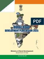 Indian Road Congress Year Plan 2001-2021