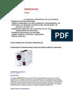 SERVOSTAR Monofasico Info Adicional