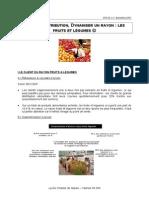 Dynamiser Rayon Fruits Legumes