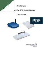 Manual of Etross-GOIP