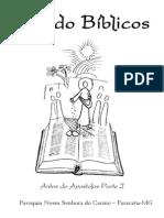 Livreto de Atos Dos Apostolos Parte I