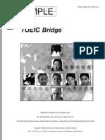 Bridge Sample Test