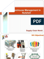 Basics of Warehouse Management