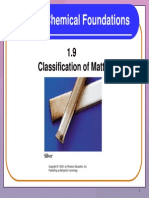 1 9 Classification of Matter