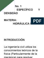 Practicas de Hidraulica Basica