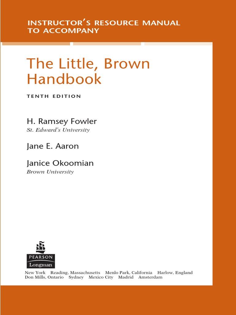 Instructors manual essays rhetoric fandeluxe Gallery