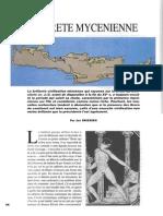DRIESSEN La Crete Mycenienne