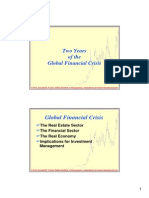 Global Crisis Two Years
