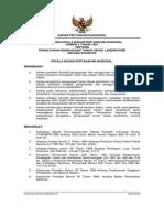 Peraturan Kepala Badan Pertanahan Nasional Nomor 3 Tahun 1991 Tentang Pengaturan Penguasaan Tanah Obyek Landreform Secara Swadaya