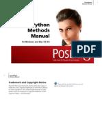PoserPython Methods Manual