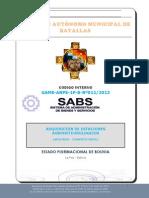 Dbc Anpe-1p-B-011-2013 Adquisicion de Estaciones Agrometeorologicos