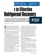 Recovery Effective Recovery