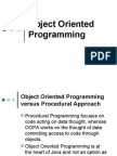 Concepts Of Object Oriented Programming