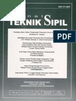 Kajian Pengembangan Permukiman Wilayah Pesisir Provinsi NTB. Oki S. Jurnal Sipil UAJY Vol 5 no 2 April 2005 ISSN 1411-660x