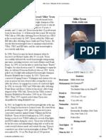 Mike Tyson - Wikipedia, The Free Encyclopedia