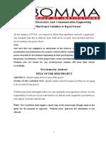 Documentation Rules