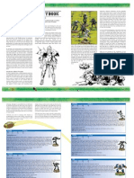 Blood Bowl Human Playbook