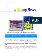 Rainbow Stamp News  December 2013