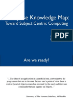 Enterprise Knowledge Map
