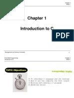 Programming Chapter 1 Week-c++