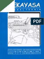 Studi Slope Pantai Pasir Akibat Gelombang (Beach Slope Due to Wave Action). Oki S Dkk. Jurnal Rekayasa FT Unram vol 13 No.2 ISSN 1411-5565 Des 2012