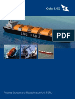 Floating Storage and Regasification Unit FSRU