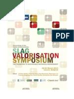 Slag Symposium