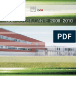Guia do Estudante 2009/2010 - ISCA-UA
