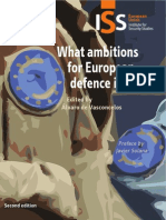 What Ambitions for European Defence in 2020 Copia