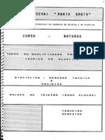 MOLDES DE INJEÇÃO COM DUAS PLACAS - SENAI MARIO AMATO