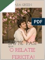 7 Pasi Spre o Relatie Fericita - Sara Green Ss