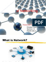 Basics of Networking by Dinakar