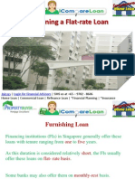 What is a Flat-Rate Loan