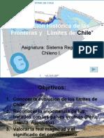 Evolución Histórica de las Fronteras y   Límites G Nº 1
